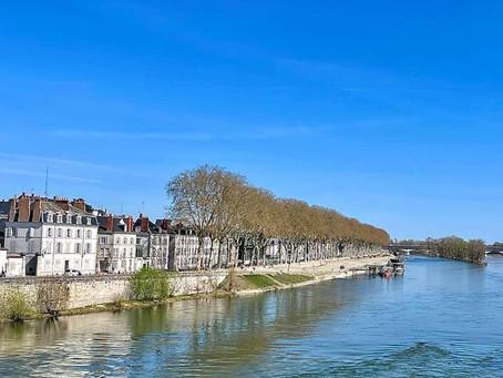 Une promenade sur les bords de Loire