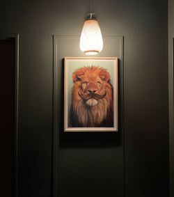 Urban Jungle Hotel Orleans Lion