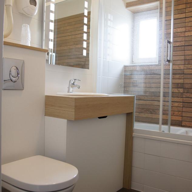 Urban Jungle Hotel Orleans - Salle de bain