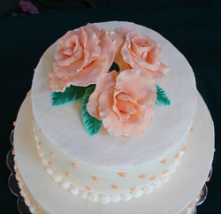 Peach Dream Cake