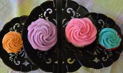 Pastel Parade Cupcakes