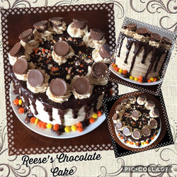 Reeses Cake