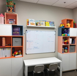 Dry Creek Speech Therapy Learning Space