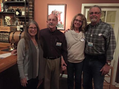 Susan, Dave, Denise and John
