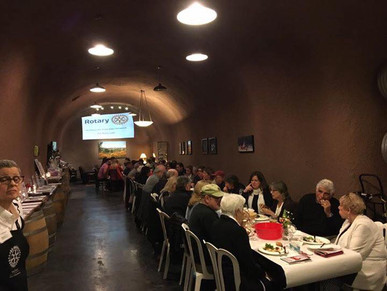Annual Crab Feed at Deerfield