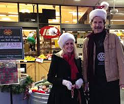 Holiday Bellringing @ Glen Ellen Village Market
