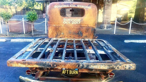 Jimmy's Fire Rated Flatbed