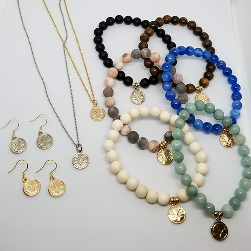 Mixed Sampler Package of Science of Mind Jewelry