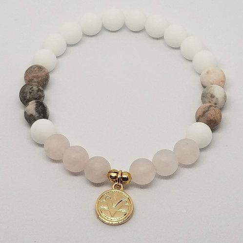 Self-Love Science of Mind Beaded Bracelet