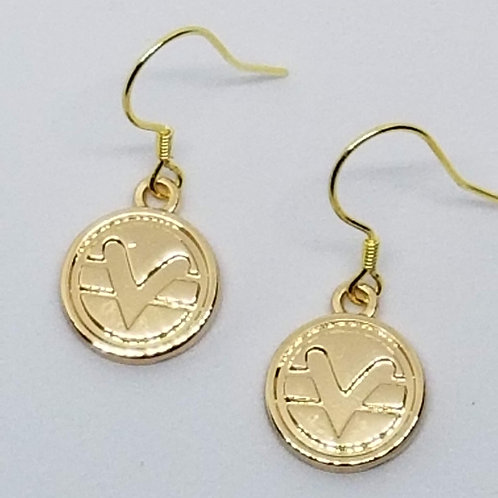 Classic Science of Mind Earrings
