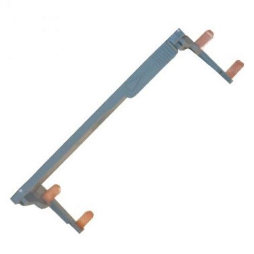 HAGER Peigne vertical 2 rangées entraxe 125mm - KCN225