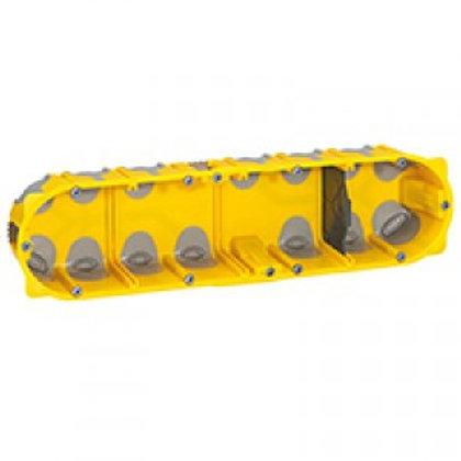 LEGRAND 080024 BOÎTE QUADRUPLE  BATIBOX ENERGY - PROF. 40 MM