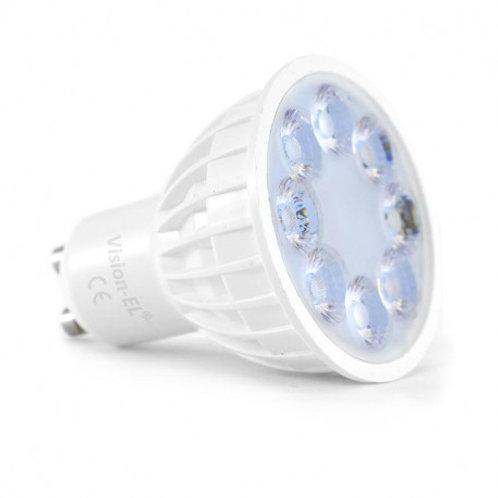 AMPOULE LED GU10 4W RGB+BLANC VISION-EL