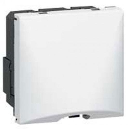 LEGRAND 077550  Mosaic Sortie de câble blanc -