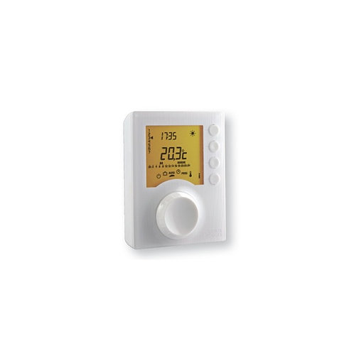 DELTA DORE Thermostat programmable filaire tybox 117