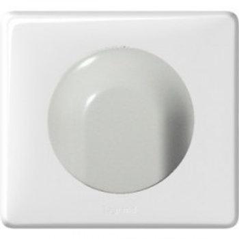 Sortie de câble  Legrand Céliane blanc complet
