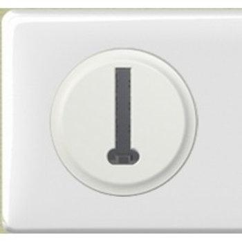 Prise téléphone PTT Legrand Céliane complet Blanc