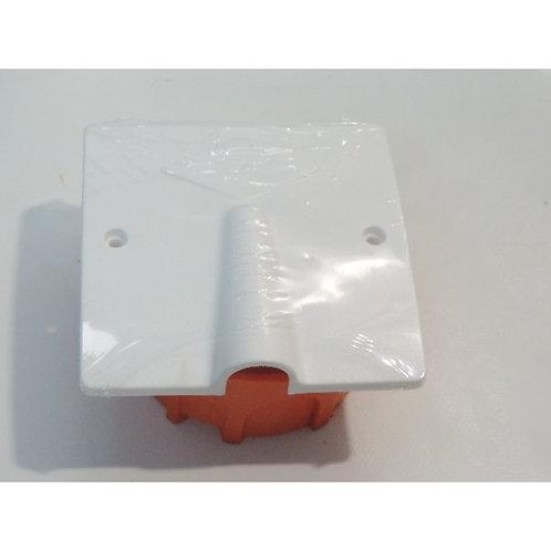 Kit sortie de câble 32A prêt à poser avec boite placo Ø 86mm