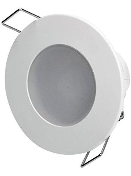 Spot led étanche ip65 5w pour salle de bain ou extérieur