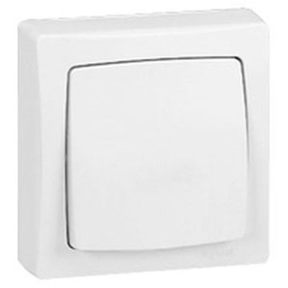 Legrand 086006 BOUTON POUSSOIR  APPAREILLAGE SAILLIE COMPLET OTEO