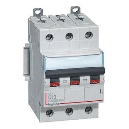 LEGRAND 407829 Disjoncteur DX3 6000 -vis/vis- 3p- 400v~-16a-10ka