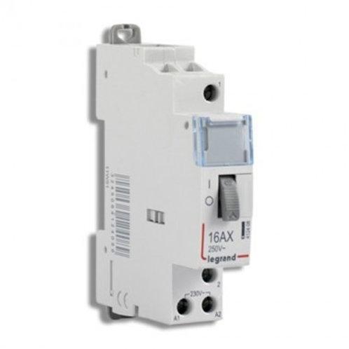 LEGRAND CX3 Télérupteur 16A 1F monophasé - 412408