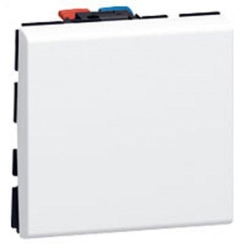 LEGRAND  077011 Mosaic Interrupteur va et vient Blanc -