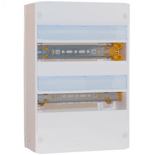 LEGRAND Drivia Tableau électrique nu 2 rangée 13 modules - 401212
