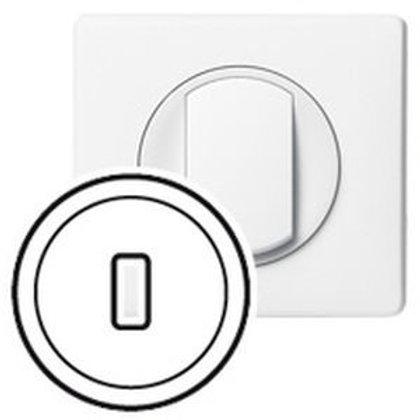ENJOLIVEUR BLANC POUR PRISE USB - LEGRAND CÉLIANE