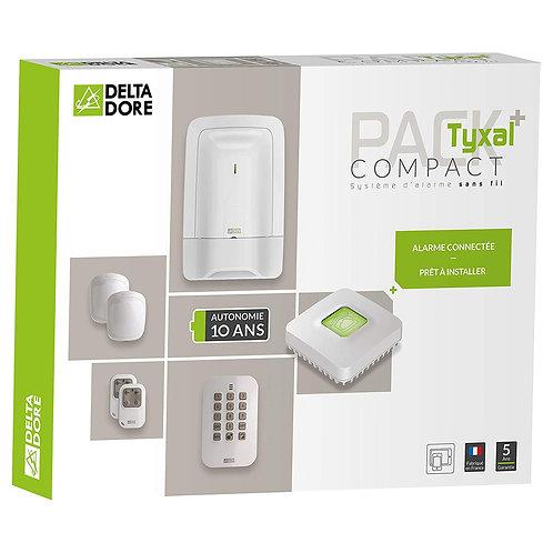 DELTA DORE Pack alarme  sans fil préconfiguré avec box domotique
