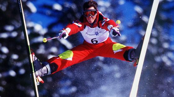 Jean Luc Brassard mogul skiing GOAT?