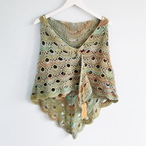 Meadow Crochet Scarf & Shawl