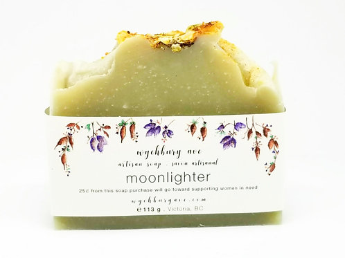 Moonlighter | Thieves Oil Soap | Dead Sea Clay Natural Handmade Soap