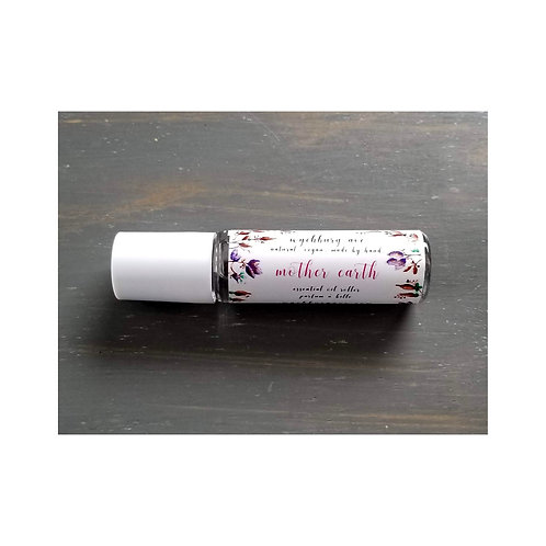Mother Earth Aromatherapy Roller Ball