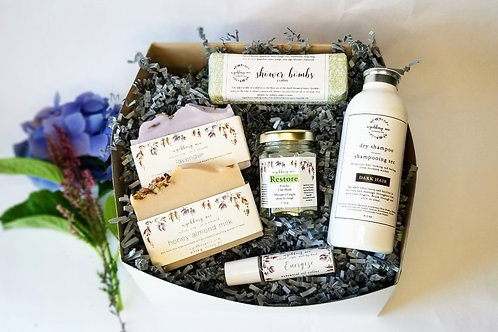 New Mom Gift Box | New Mom Spa Set