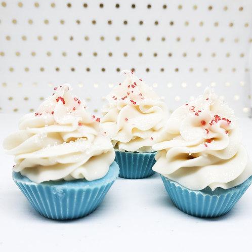 **PRE-ORDER** Peppermint Mini Cupcake Soaps | Peppermint Cupcake Soaps
