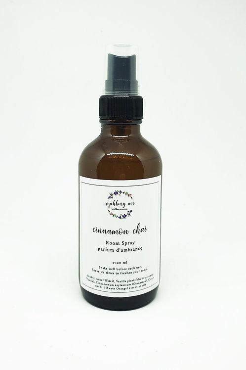 Cinnamon Chai Room Spray | Natural Air Fresheners | Room Air Freshener