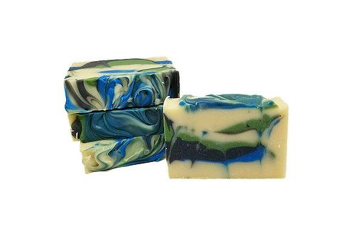Outlander Soap | Frasier Fir Soap | Handmade Fir Soap