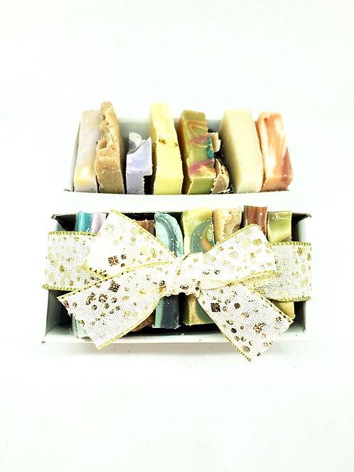 Soap Sampler Stocking Stuffer | Mini Soap Sampler Box