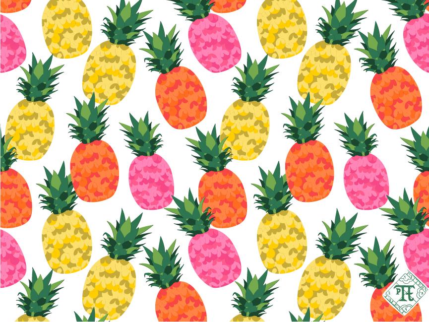 Pineapple Toss