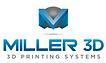 Miller 3D partner logo