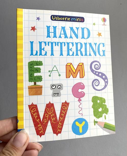 Hand Lettering - mini