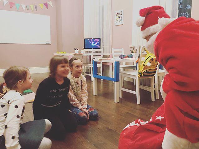 Hello Santa! 🎅🏼☃️🇺🇸❤️#merrychristmas