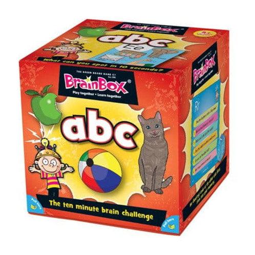ABC BrainBoxNa czym to polega? Patrz uważnie na kartę przez 10 sekund. Zapamięta