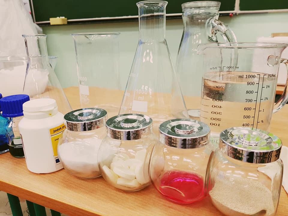 Warsztaty chemiczne!