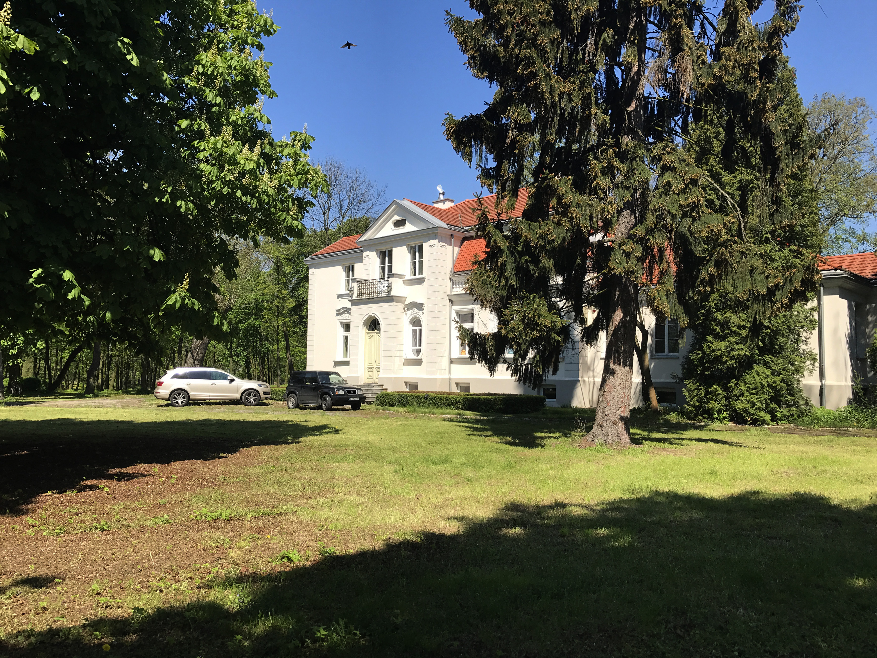 Pałac w Chlebni