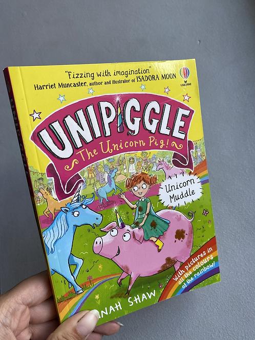 Unipiggle - the Unicorn Pig