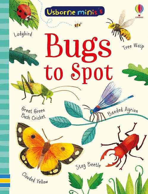 Bugs to Spot - Mini book