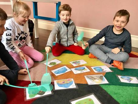 Zajęcia angielskiego dla dzieci w Grodzisku Mazowieckim