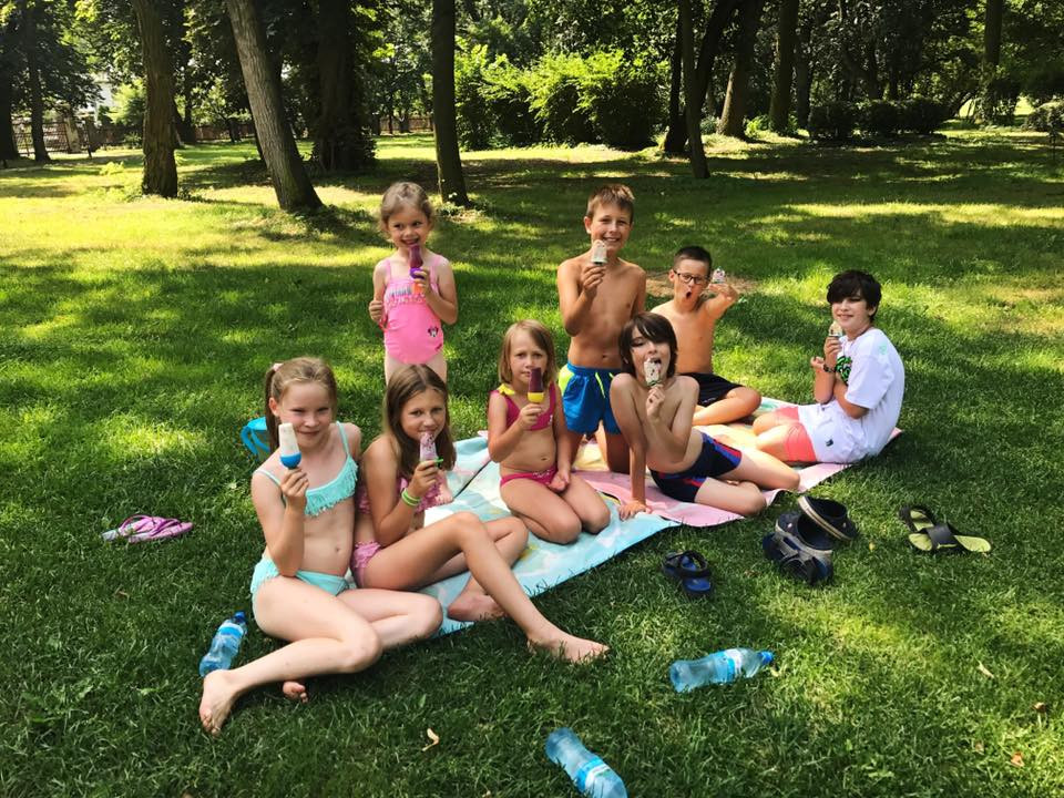 Dzieci same zrobiły lody ze swoich ulubionych składników!